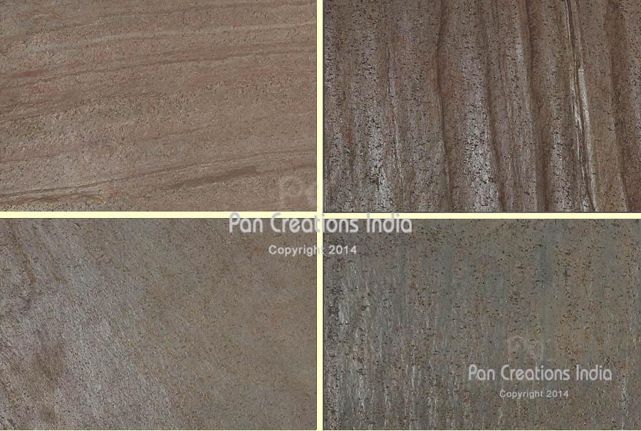 Copper Thin Real Stone Veneer